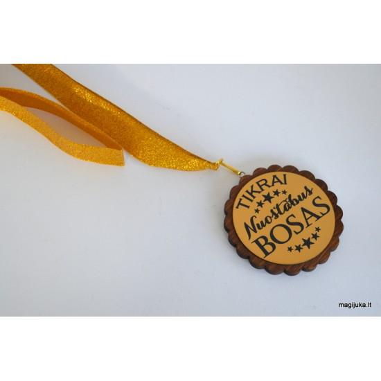 """Medalis """"Tikram BOSUI"""""""