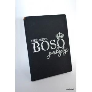 Užrašų knygutė BOSUI