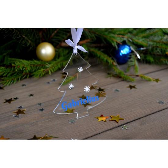 """Kalėdinis žaisliukas """"Eglutė"""""""