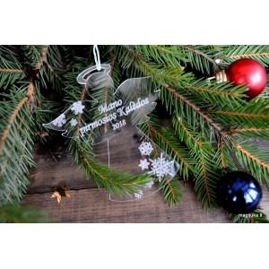 """Pirmųjų kalėdų žaisliukas """"Angeliukas"""""""