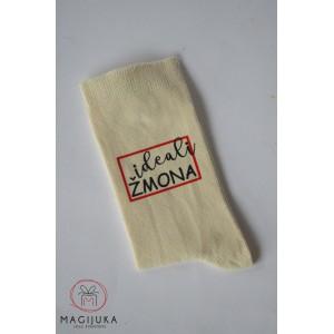 """Moteriškos kojinės """"Ideali žmona"""""""
