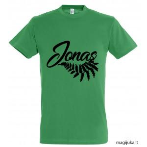 """Marškinėliai """"Jonas"""""""