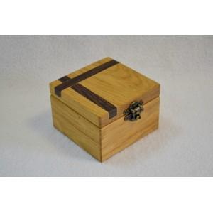 Dėžutė rūtų vainikėliui