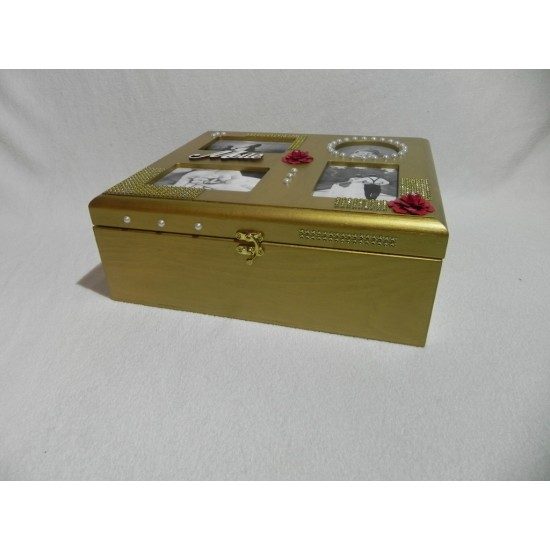 Dėžutė su nuotraukomis