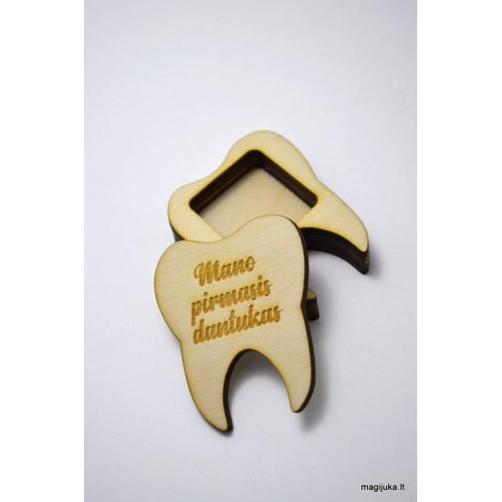 Dėžutė dantukui