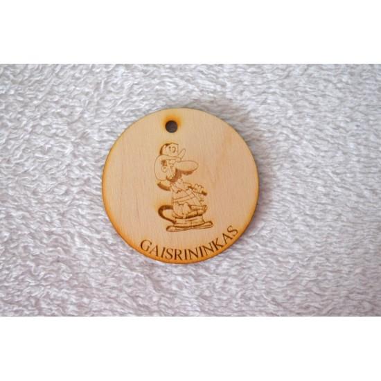 """Medalis """"Gaisrininkas"""""""