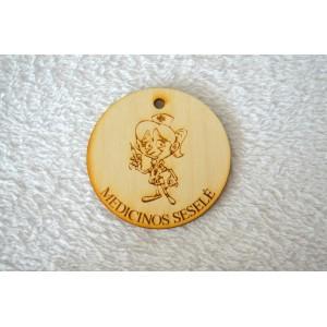 """Medalis """"Medicinos seselė"""""""