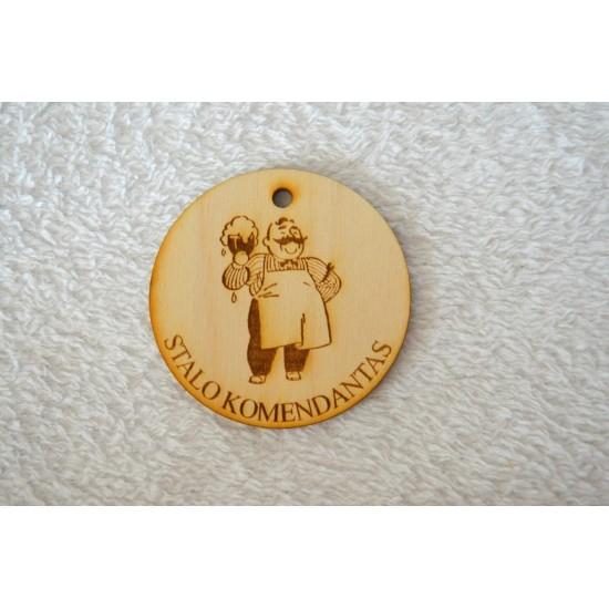 """Medalis """"Stalo komendantas"""""""