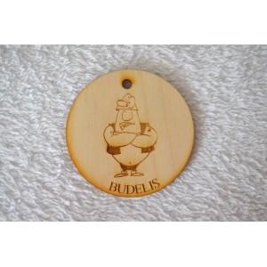 """Medalis """"Budelis"""""""
