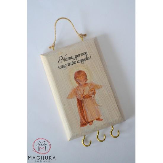 """Maža raktinė """"Gerovės angelas"""""""