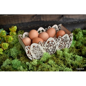 Krepšelis kiaušiniams