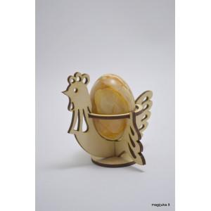 """""""Višta"""" dekoracija kiaušiniui"""