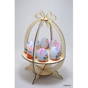 """""""Dovana"""" dekoracija 8 kiaušiniams"""