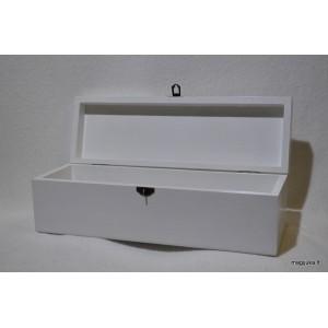 Balta vyno dėžė