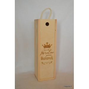 """Vyno dėžė """"Karalius"""""""