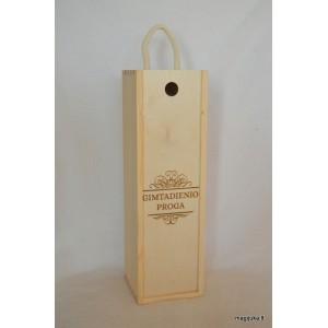 """Vyno dėžė """"Gimtadieniui"""""""