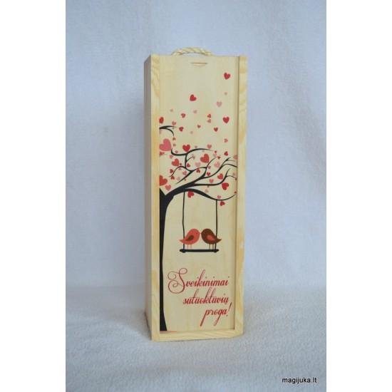 """Vyno dėžė """"Medis"""""""