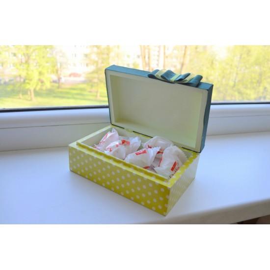 Dėžutė su nuotrauka