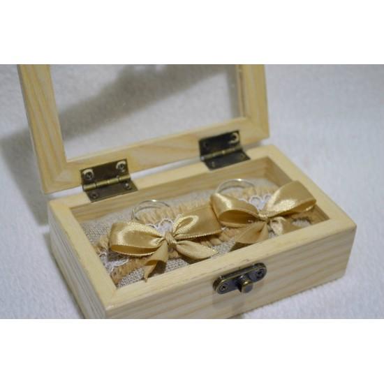 Dėžutė žiedams